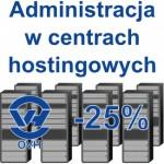 Portfolio Administracja w centrach hostingowych - promocja