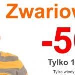 Zwariowali!!! -50% za iCargo Tylko 11 luty 2014! Tylko wtedy wszystkie szczegóły!